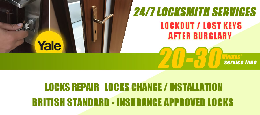 Chingford locksmith services